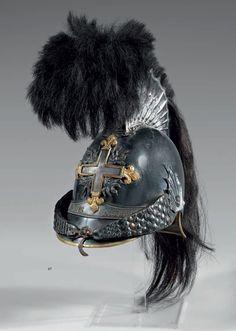 Francia. Mousquetaire Gris du Roi (2e compagnie dite noire) 1814-15