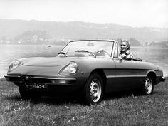 Alfa Romeo 2000 Spider Veloce - 1971