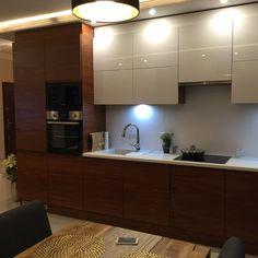 Wnętrza, Nowoczesne Mieszkanie - Mieszkanie jest nowoczesne i bardzo użyteczne.