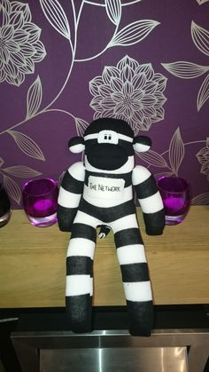 Nettie the networking monkey has arrived and she is looking forward to visiting your businesses or interesting place for a selfie