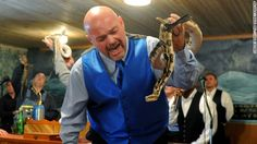 KY snaking handling preacher and National Geographic reality star, Jamie Coots, dies after being snake bit and refusing medical treatment. Feb. 15, 2014