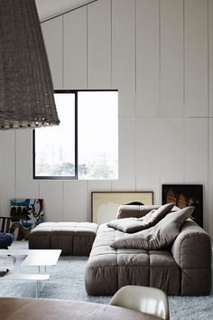 a stylish apartment in melbourne, australia