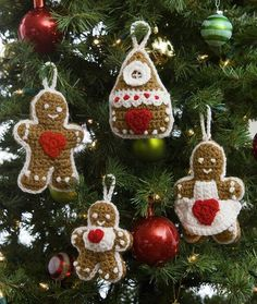 Gingerbread Tree Orn