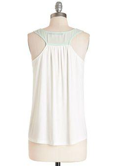 Fun-Loving Friday Top | Mod Retro Vintage Short Sleeve Shirts | ModCloth.com