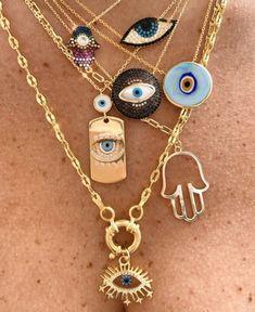 instagram @dijellz | dijellza Hippie Jewelry, Cute Jewelry, Jewelry Box, Jewelry Accessories, Jewlery, Ring Necklace, Pendant Necklace, Estilo Hippy, Accesorios Casual