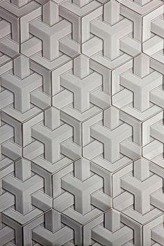 Daniel-Ogassian;-Glazed-Ceramic-'GeoWeave'-Tiles-for-Ann-Sacks