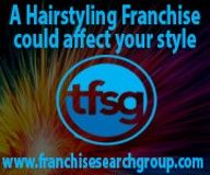 a Hairstyling Franchise could affect your style!, call Kirk at (214) 396-4396 for more details or visit www.franchisesearchgroup.com