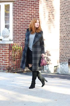 If there's one over the knee boot that belongs in your closet it has to be the classic black suede boot . Since I'm forever a Report gir...