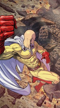 One punch man anime new popular and most famous photo collection.One Punch Man New Trending Anime. Saitama One Punch Man, One Punch Man Anime, Manga Anime, Anime Art, Animation, Gon Hunter, Man Wallpaper, Fan Art, Animes Wallpapers