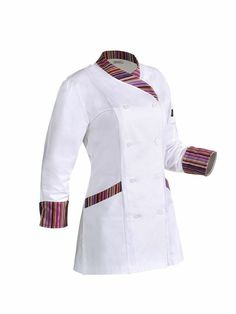 Holder Of The Zeroth Seat ( Shokugeki No Soma) - Nakiri Rose Hotel Uniform, Restaurant Uniforms, Corporate Wear, Work Uniforms, Uniform Design, Clothing Patterns, Diy Clothes, Work Wear, Chef Jackets
