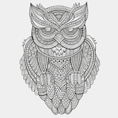 77 Best Free Advanced Animal Coloring Pages images   Coloring pages ...