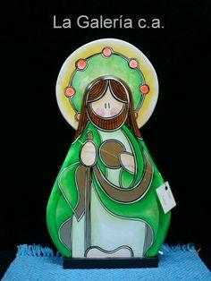Scroll Saw, Sunday School, Catholic, Christmas Cards, Religion, Woodwork, Painting, Saints, Religious Art