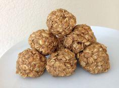 oatmeal peanut butter protein balls finecooks