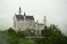 The Neuschwanstein Castle was built by King Ludgwig II of Bavaria.  During his childhood years, he lived with his parents King Maximilian II and Queen Marie in Hohenschwangau Castle.  Being inspired by the swan motifs in Hohenschwangau and identifying himself with the elegant creature, the King who was also referred to as the Swan King set out …