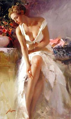 Angelica by Pino Daeni