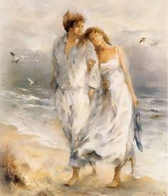 «Я буду ангелом твоим хранителем и тенью в летний зной.»  Автор: Willem Haenraets.
