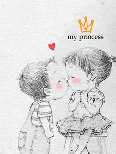 Tumblr Cute Couple, Love Cartoon Couple, Couple Sketch, Kids In Love, Animation Sketches, Cute Couples Photos, I Love Someone, Baby Girl Sweaters, Cute Love Gif