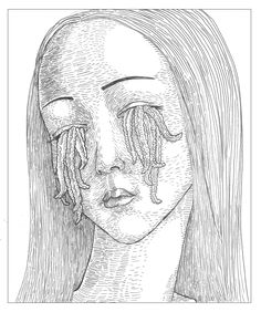 "INIS B — ""Crying Selenicereus"""