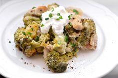 Brokkolis-mascarponés csirke recept