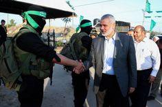 """موقع اسرائيلي: السيسي تعمد تأخير عبور """"هنية"""" لمعبر رفح 4 أسابيع"""