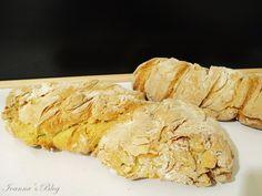 στριφτό ψωμί - twisted bread