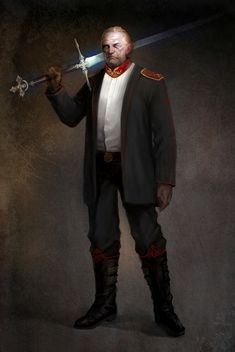 Templar - Characters & Art - The Secret World