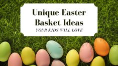 Kids will love these fun Easter basket ideas--that don't even involve baskets! #EasterBaskets #Easter #EasterBunny #HappyEaster Happy Easter, Easter Bunny, Easter Eggs, Bubble Bath Bomb, Beauty Kit, Face Light, Happy Spring, Basket Ideas, New Tricks