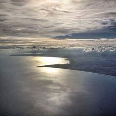 Bahía de Alicante, entre el cabo de las Huertas y el de Santa Pola