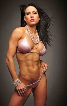 New erotic female body builders
