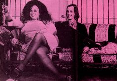 Divine and Mr. Waters from @homomagazine (this is the closest I can find to the original source)