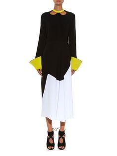 Maddison bi-colour dress | Roksanda | MATCHESFASHION.COM UK