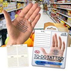 To Do Tatoos