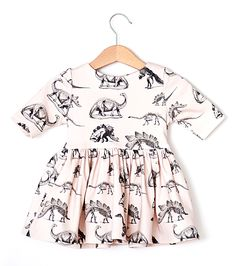 Dino dress...omg if I have a girl this a must need