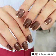 """3cda6447a Clique Unhas on Instagram: """"#Repost @pollyana_mariano Lindas!!!😍😍 Esmalte"""