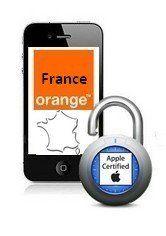 Desimlocker son iPhone Orange France