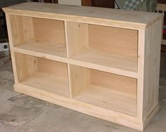 These bookcases differ in size and shape. They have different storage spaces. You can use both of them in your house.