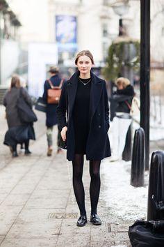 molly myrsten - Stockholm Streetstyle