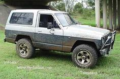 Nissan Patrol SWB 1980