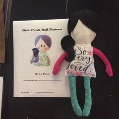 Doll Pattern ~ Rag Doll Pattern ~ PDF Sewing Pattern ~ Doll Sewing Pattern ~ Baby Sewing Patterns ~ Sew A Doll ~ Cloth Doll ~ Easy Patterns Pattern Baby, Baby Patterns, Doll Sewing Patterns, Sewing Dolls, Felt Fabric, Fabric Scraps, Boy Doll, Baby Sewing, Felt Crafts