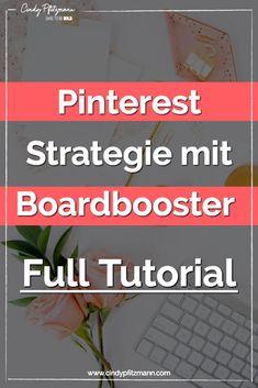 Die Pinterest Strategie, die mir 372% mehr Reichweite in 6 Monaten brachte Affiliate Marketing, Content Marketing, Online Marketing, Social Media Marketing, Pinterest Profile, Pinterest Marketing, Den, Infographic, Tools