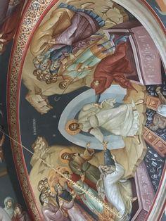 Orthodox Icons, Byzantine, Fresco, Mosaic, Painting, Fresh, Mosaics, Painting Art, Paintings
