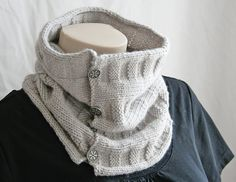 Free knitting pattern cowl | Deux Brins de Maille >> News and goodies just for you >> http://www.deuxbrinsdemaille.com/stay-in-touch/