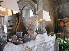 Le Grillon Voyageur ▇  #Vintage #Home #Decor  via - Christina Khandan  on IrvineHomeBlog - Irvine, California ༺ ℭƘ ༻