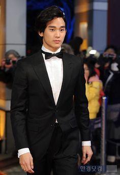 SBS Drama Awards 101231 #KimSooHyun #김수현