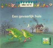 Prentenboek om te leren tellen tot 12 - Een gevaarlijk huis