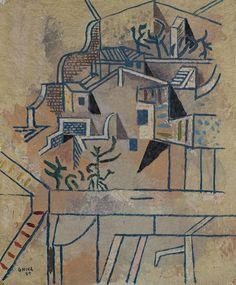 hadjikiriakos-ghika, nicos the art Modern Art, Contemporary, Impressionist, All The Colors, Art Gallery, Auction, Colours, Colourful Art, Prints