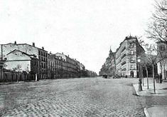 Imágenes del viejo Madrid. Calle Alcalá.  1887.