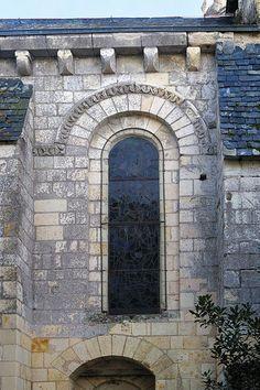 église Saint Remy. Saint-Rémy-la-Varenne. Pays-de-la-Loire