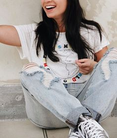 Happiness tee by @fp