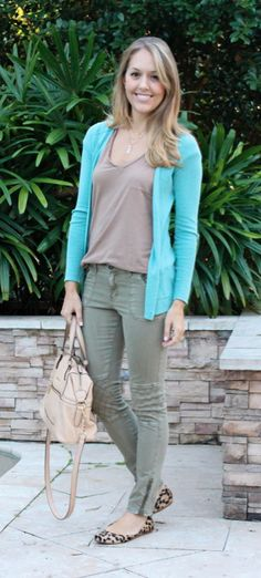 Today's Everyday Fashion: The Boyfriend Cardigan — J's Everyday Fashion- A&F pants love